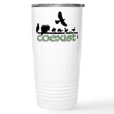 Wildlife Coexist Travel Mug