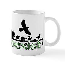 Wildlife Coexist Mug