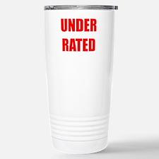 Under Rated Travel Mug