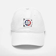 40 Cars logo Baseball Baseball Cap