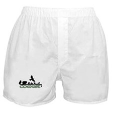 Wildlife Coexist Boxer Shorts