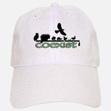 Wildlife Coexist Baseball Baseball Cap