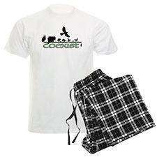 Wildlife Coexist Pajamas