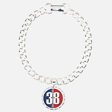 38 Cars Logo Bracelet
