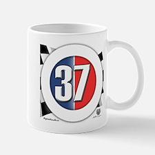 37 Cars Logo Mug