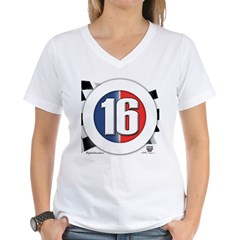 16 Cars Logo Shirt
