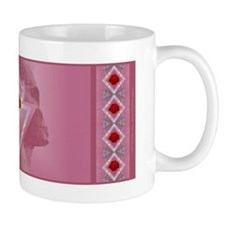 Double Rose Sphinx Mug