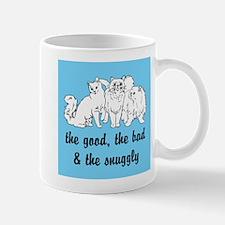 The Snuggly (blue) Mug