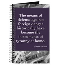 Instruments of tyranny Journal