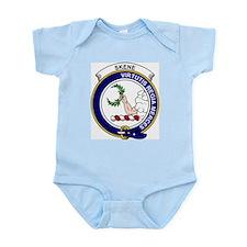 Cute Skene clan Infant Bodysuit