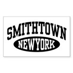 Smithtown New York Sticker (Rectangle)