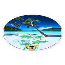 VIRGIN ISLANDS Decal