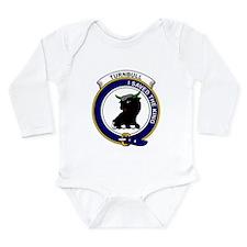 Cute Turnbull Long Sleeve Infant Bodysuit