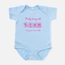 Bring Your Own Milk Infant Bodysuit