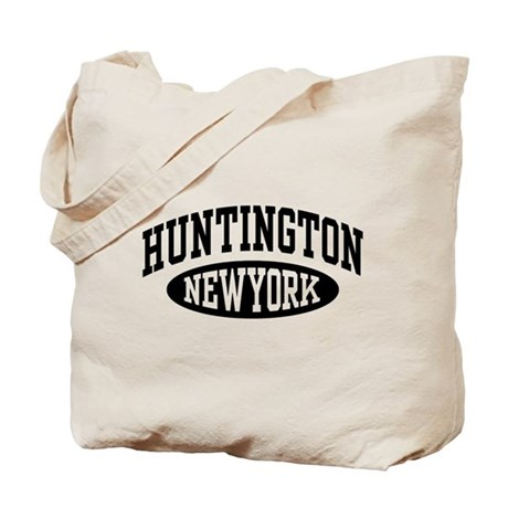 Huntington NY Tote Bag