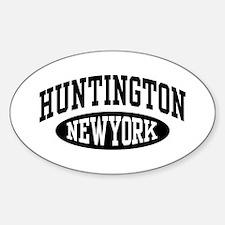 Huntington NY Decal