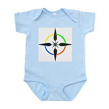Caching Colors Infant Bodysuit