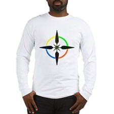Caching Colors Long Sleeve T-Shirt