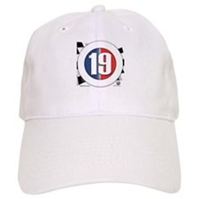 19 Cars Logo Baseball Cap