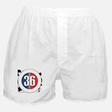 36 Cars Logo Boxer Shorts