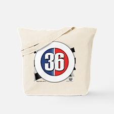 36 Cars Logo Tote Bag