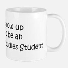 Grow Up Environmental Studies Mug
