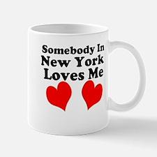 Somebody Loves Me Mug