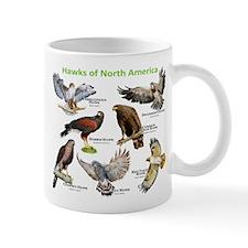 Hawks of North America Mug