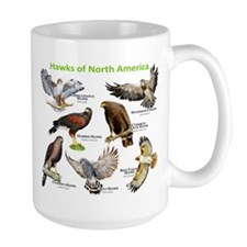 Hawks of North America Coffee Mug