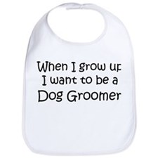 Grow Up Dog Groomer Bib