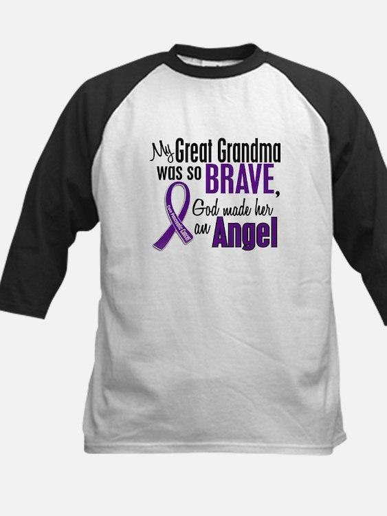 Angel 1 Pancreatic Cancer Tee