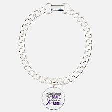 Angel 1 Pancreatic Cancer Bracelet