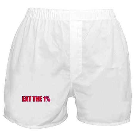 Eat the 1 % Boxer Shorts
