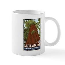 Muir Woods 3 Small Mugs