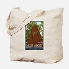 Muir Woods 3 Tote Bag