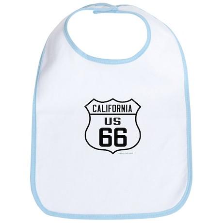 US Route 66 California Bib