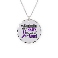 Angel 1 Pancreatic Cancer Necklace