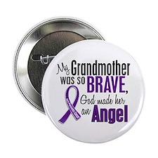 "Angel 1 Pancreatic Cancer 2.25"" Button"
