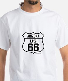 US Route 66 Arizona Shirt