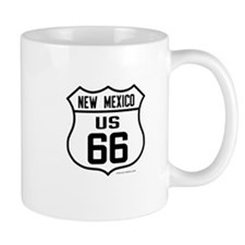 US Route 66 New Mexico Mug