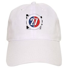 27 Cars Logo Baseball Cap