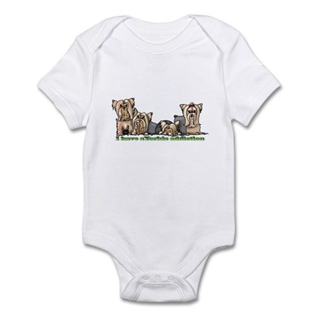 Fofa's friends Infant Bodysuit
