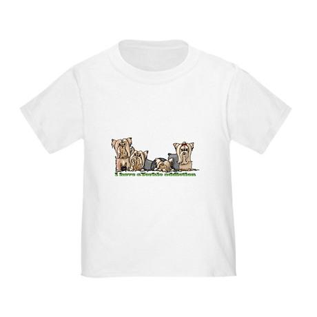 Fofa's friends Toddler T-Shirt