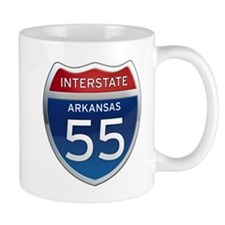 Interstate 55 Mug
