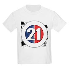 21 Cars Logo T-Shirt
