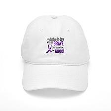 Angel 1 Pancreatic Cancer Baseball Cap