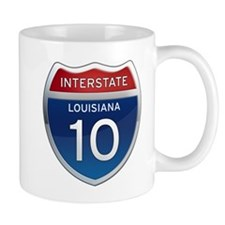 Interstate 10 Mug