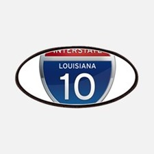 Interstate 10 Patches