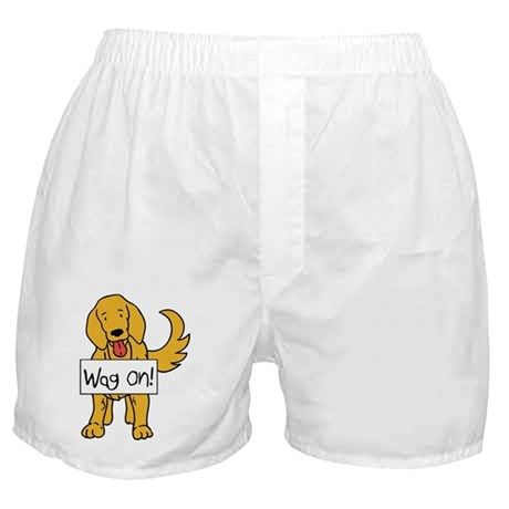Wag On! Boxer Shorts