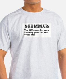 Know Your Grammar T-Shirt